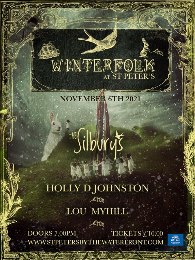 Winterfolk at St Peter's