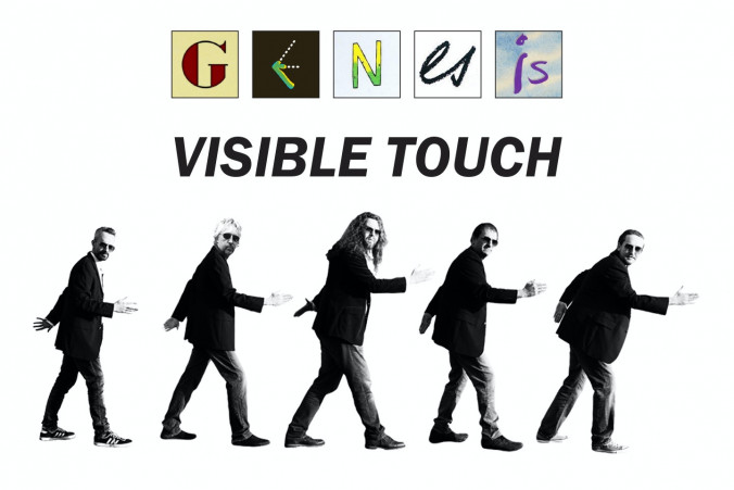 Genesis Visible Touch - Duke At 40 Tour