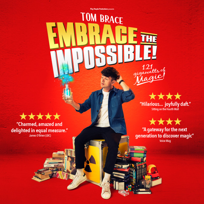 Tom Brace: Embrace the Impossible!